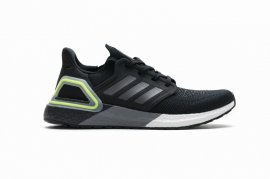 adidas Ultra Boost 20 consortium Black Grey Green