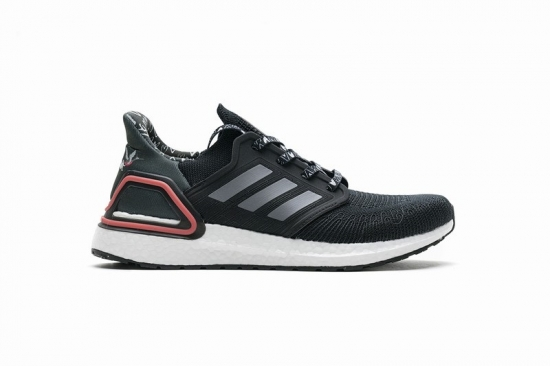 adidas Ultra Boost 20 consortium Black White Red