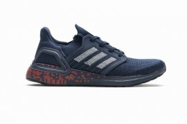 adidas Ultra Boost 20 consortium Dark Blue Red