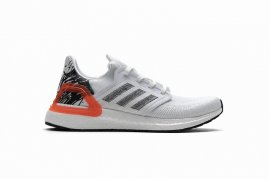 adidas Ultra Boost 20 consortium Splatter White Black