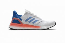 adidas Ultra Boost 20 consortium Splatter White Blue